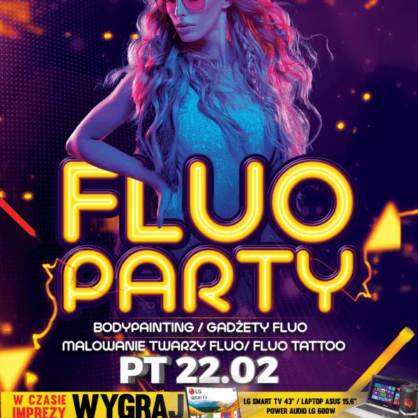 FLUO PARTY ★ Festival Kolorów