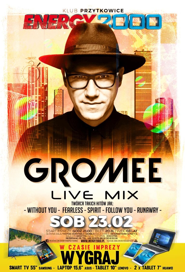 GROMEE ★ LIVE MIX
