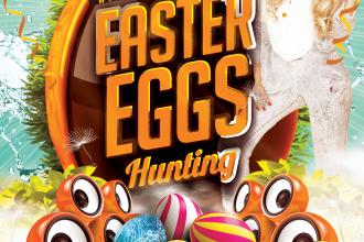 Wielkie Nocne Jajca ★ Easter Eggs ★ Poniedziałek