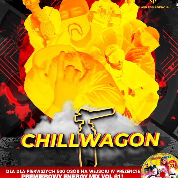 CHILLWAGON ★ HIP HOP NIGHT