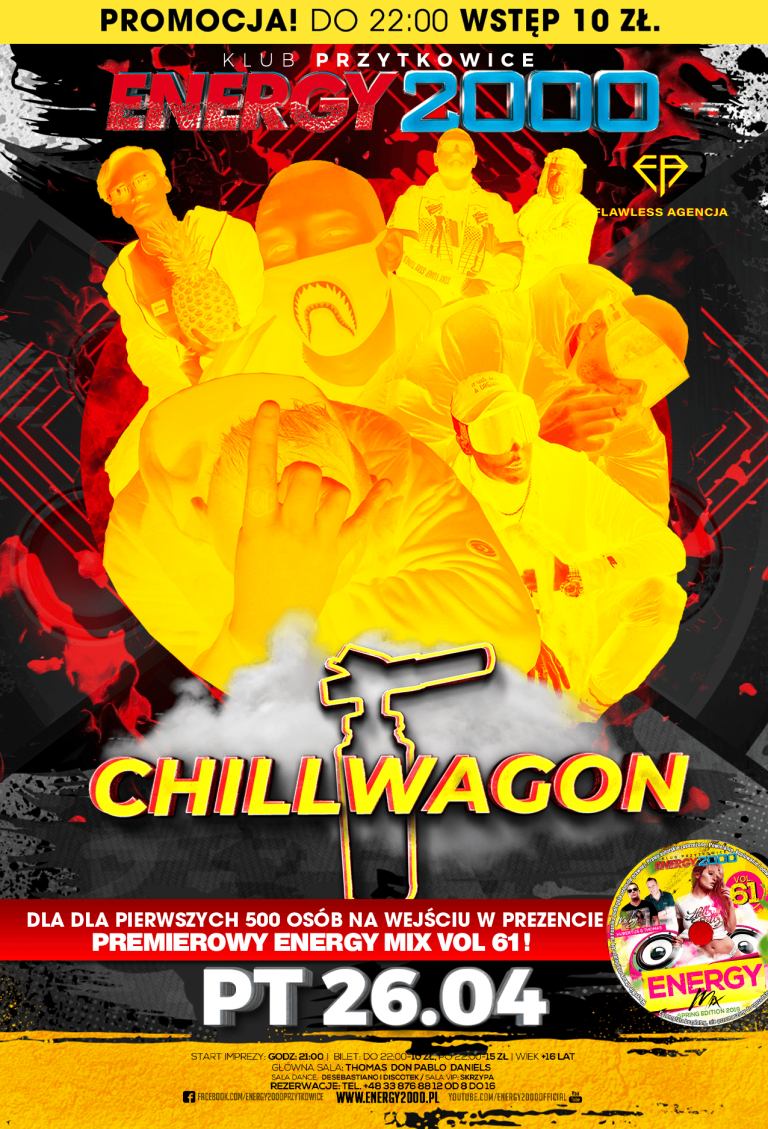 CHILLWAGON ★ HIP HOP NIGHT
