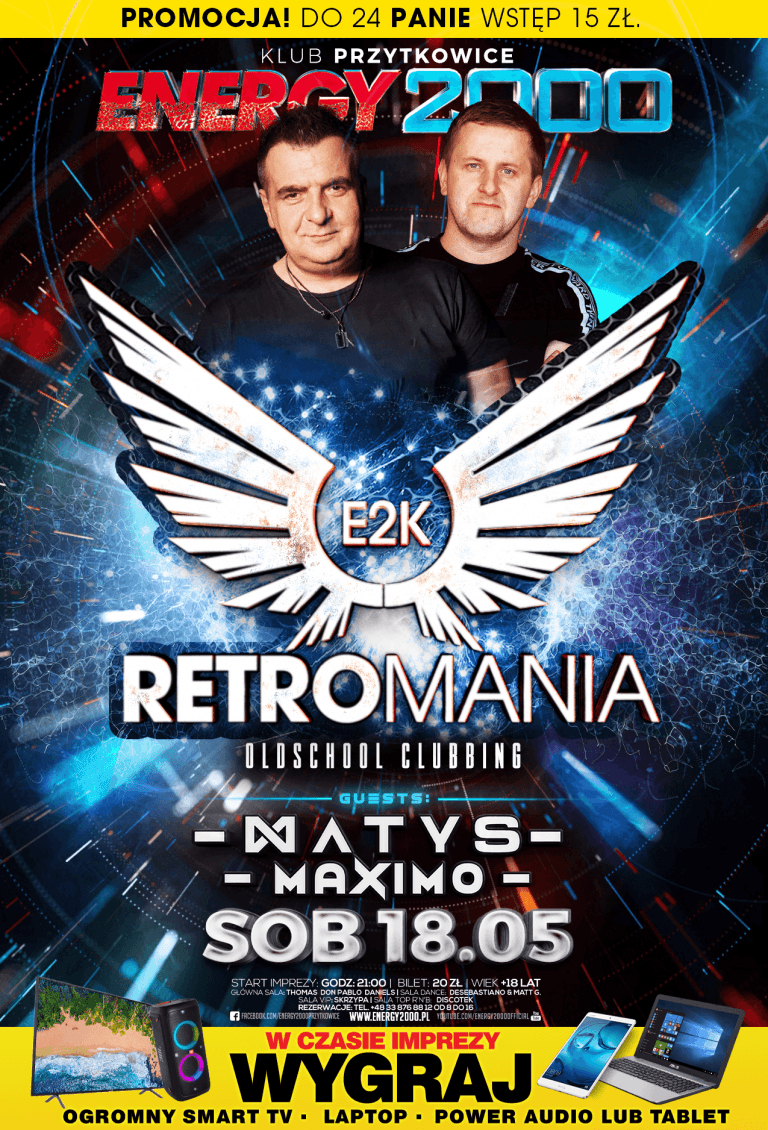 RETROMANIA ★ MATYS/ MAXIMO