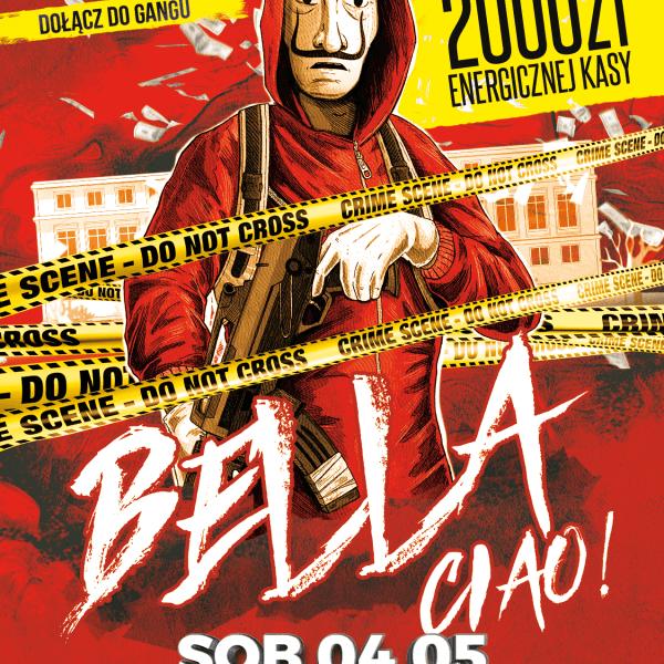 BELLA CIAO ★ Dom pełen energii!
