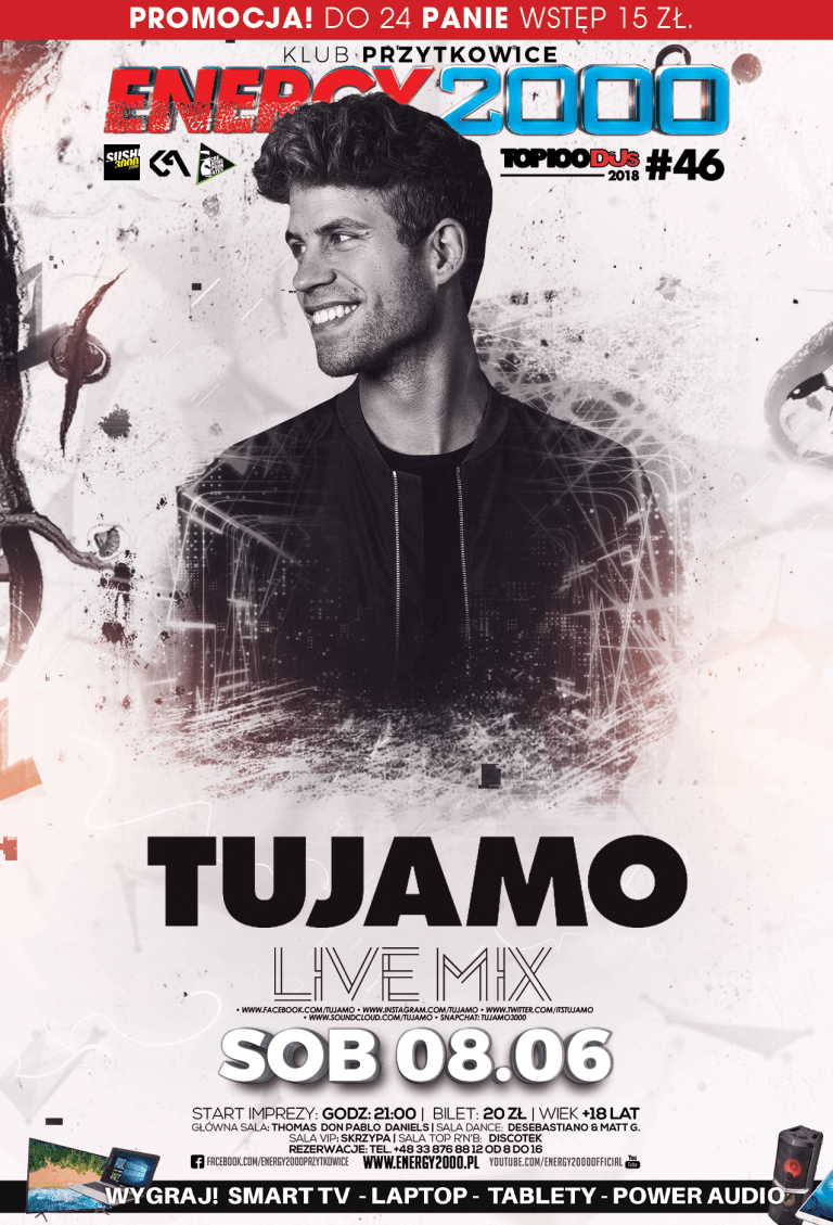 TUJAMO ★ live mix!