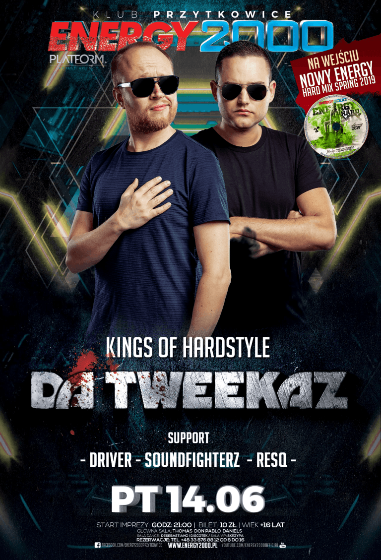 DA TWEEKAZ ★ KINGS OF HARDSTYLE