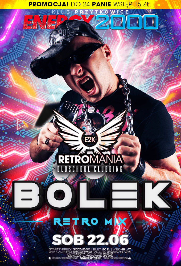 RETROMANIA ★ DJ BOLEK