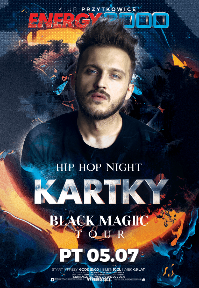 KARTKY ☆ Hip-Hop Night