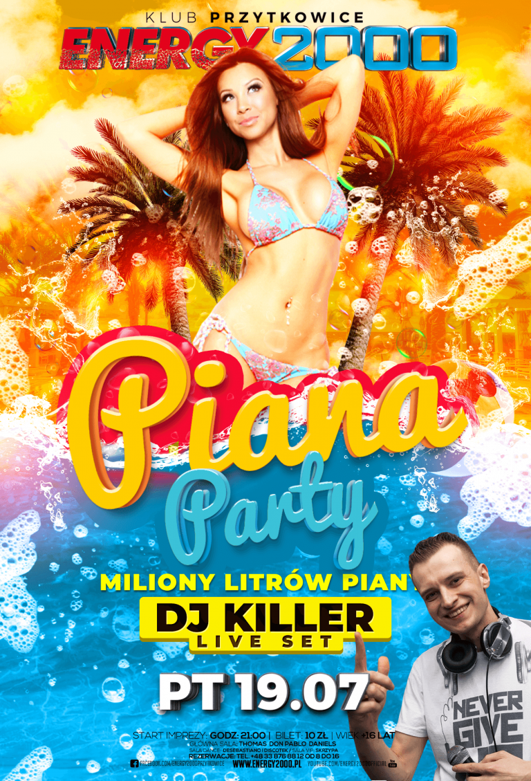 PIANA PARTY 2 ★ DJ KILLER