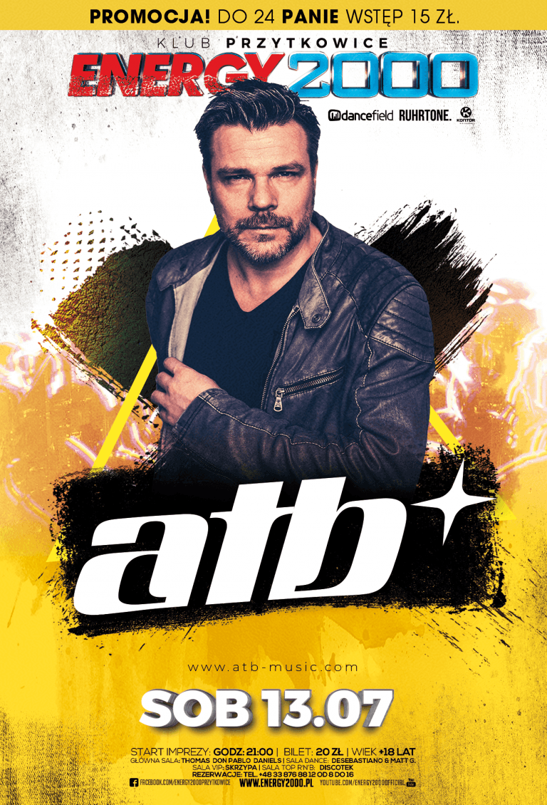 ATB ★ WORLD TOUR 2019