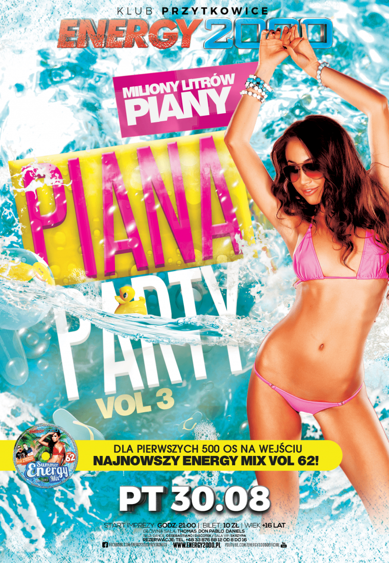 PIANA PARTY 3 ★ Miliony litrów piany!