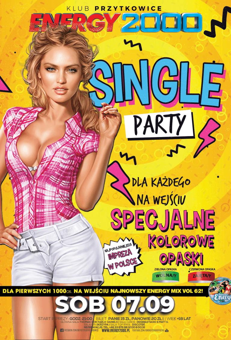 Single PARTY ★ Znajdź swoją miłość!