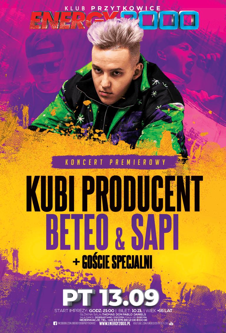 KUBI PRODUCENT ☆ BETEO & SAPI + GOŚCIE