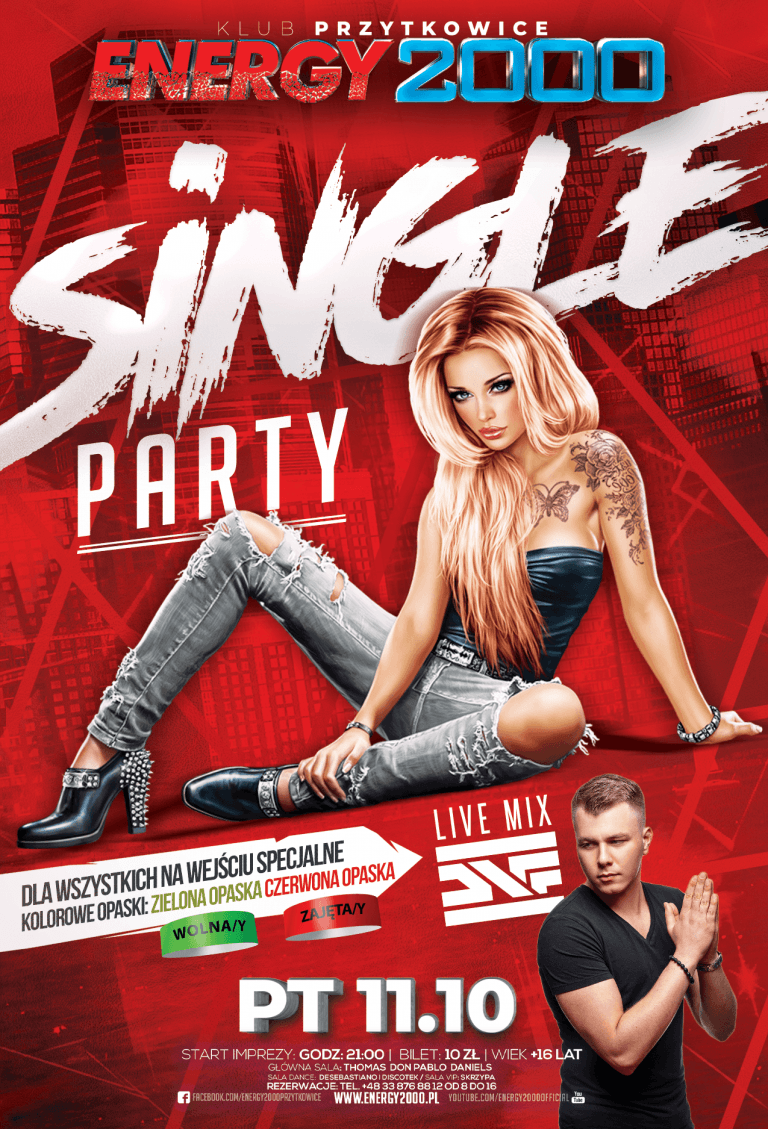 SINGLE PARTY ★ DNF