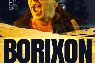 BORIXON ★ Hip-Hop Night