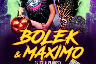 Głupi & Głupszy Halloween Show ★ Bolek & Maximo