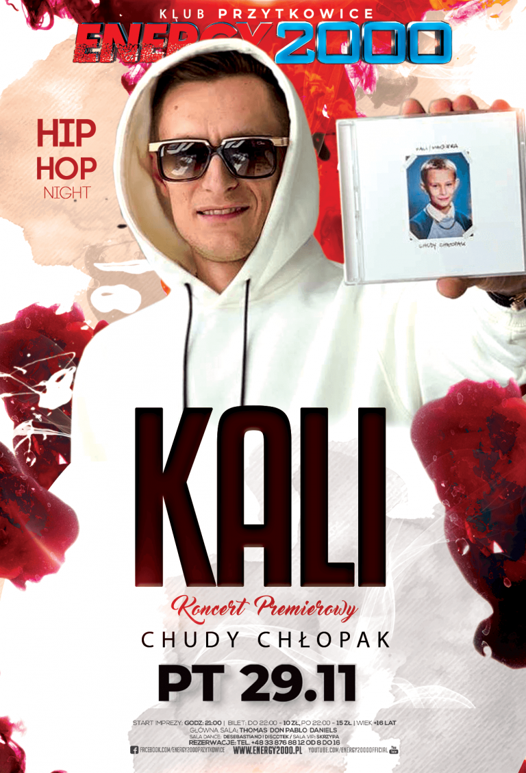 KALI ★ Hip-Hop Night