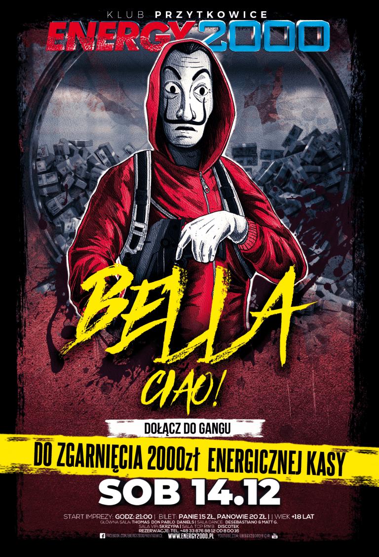 BELLA CIAO ★ Dołącz do gangu!