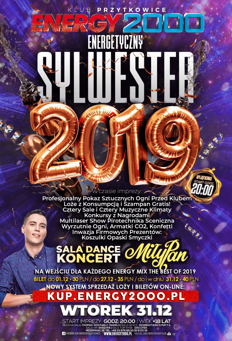 Sylwester ★ 2019 ★ Wtorek