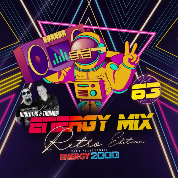 ENERGY MIX 63/2019 RETRO EDITION pres THOMAS & HUBERTUS