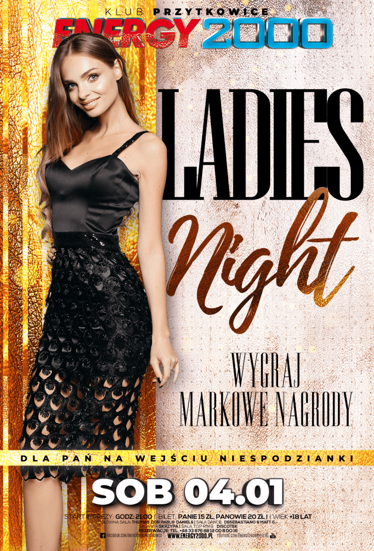 LADIES NIGHT ★ NOC KOBIET!