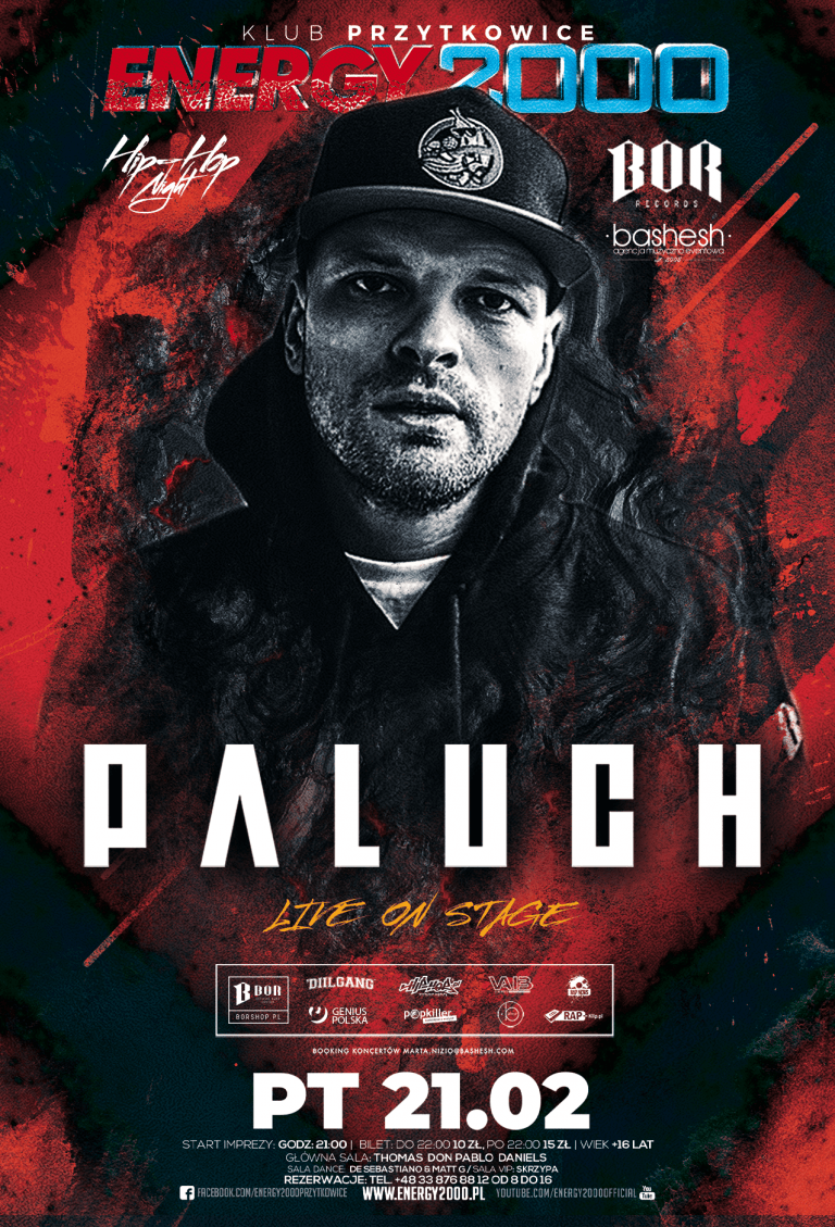 Paluch ★ Hip-Hop Night