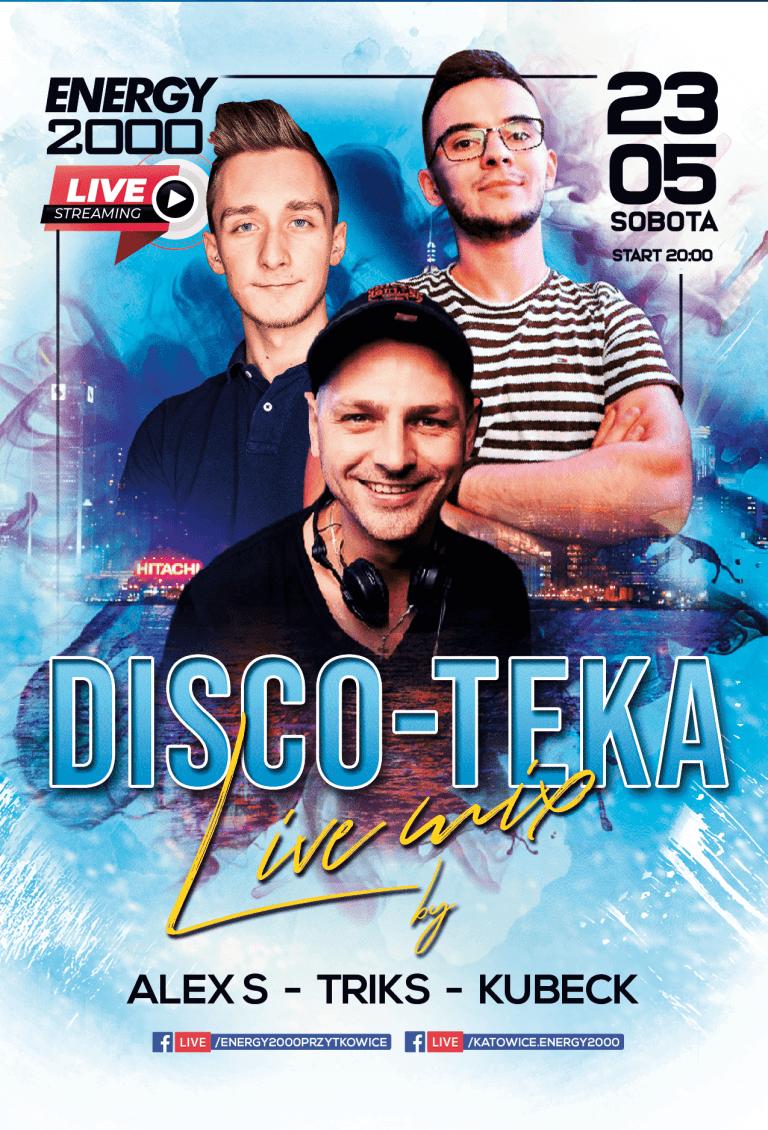 Disco-Teka ★ Alex S/ Triks/ Kubeck