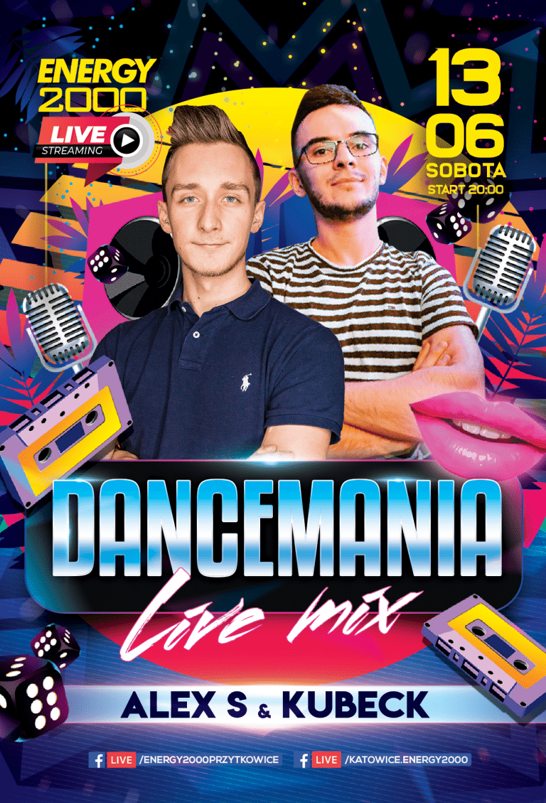 DanceMania ★ Alex S & Kubeck