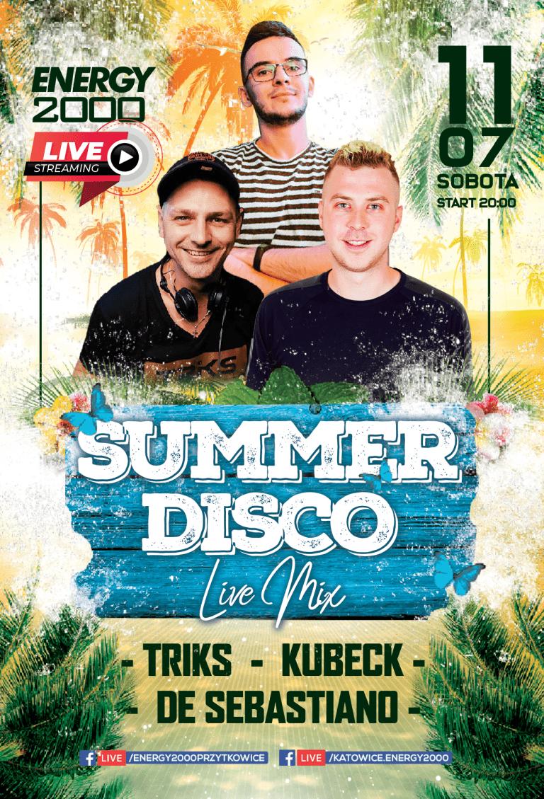 Summer Disco ★ Triks/ Kubeck/ DeSebastiano