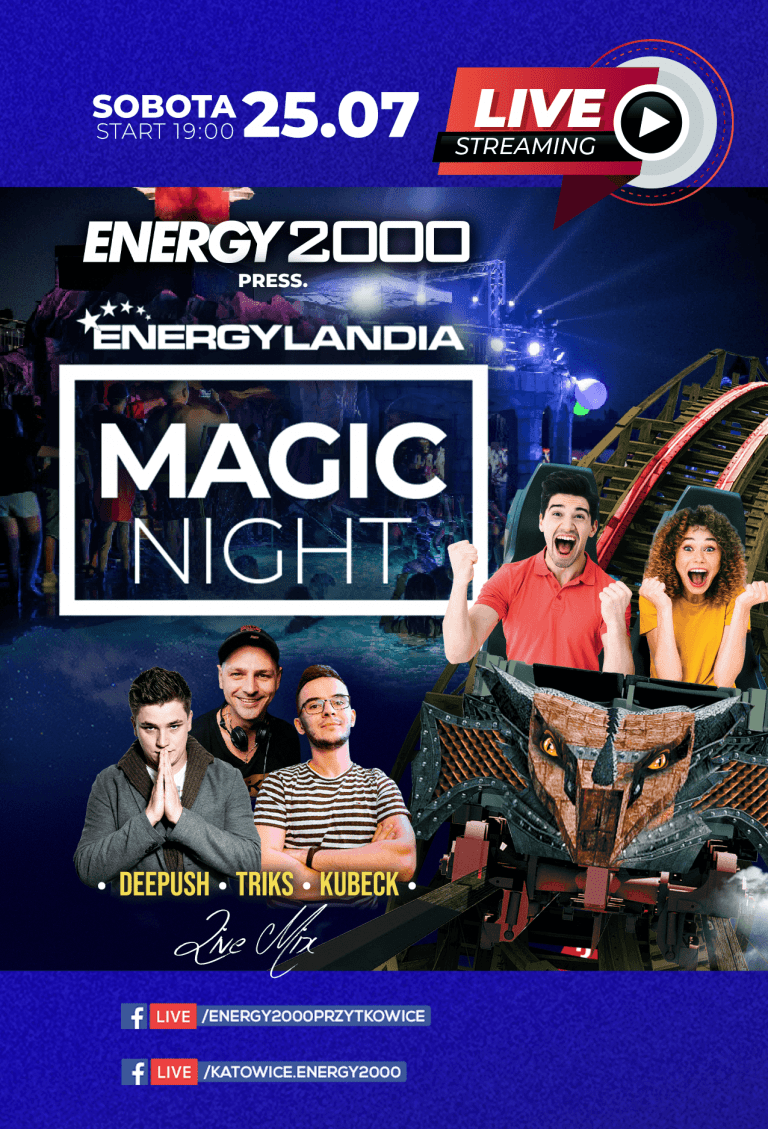 Magic Night ★ EnergyLandia
