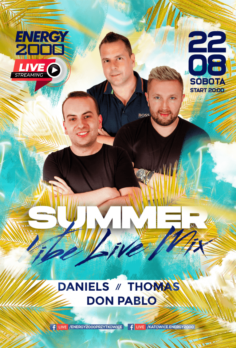 Summer Mix ★ Daniels/ Thomas/ DonPablo