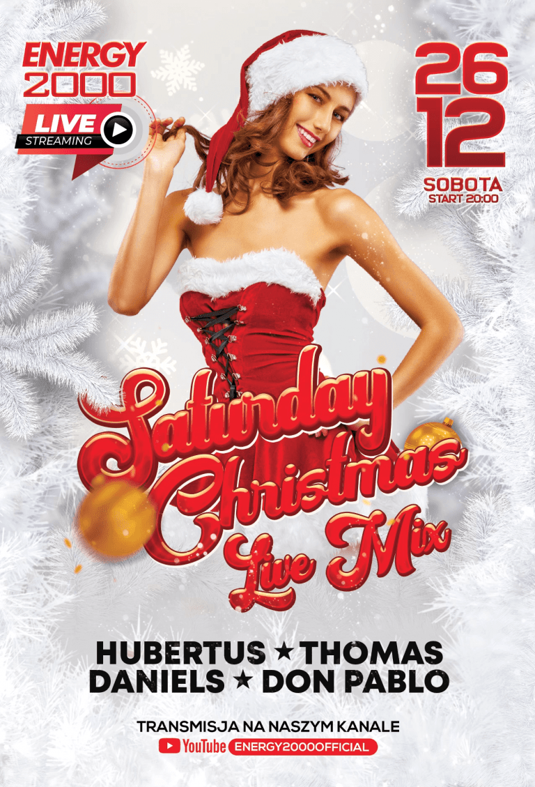 SATURDAY CHRISTMAS STREAM ★ THOMAS/ DANIELS/ DON PABLO/ HUBERTUS