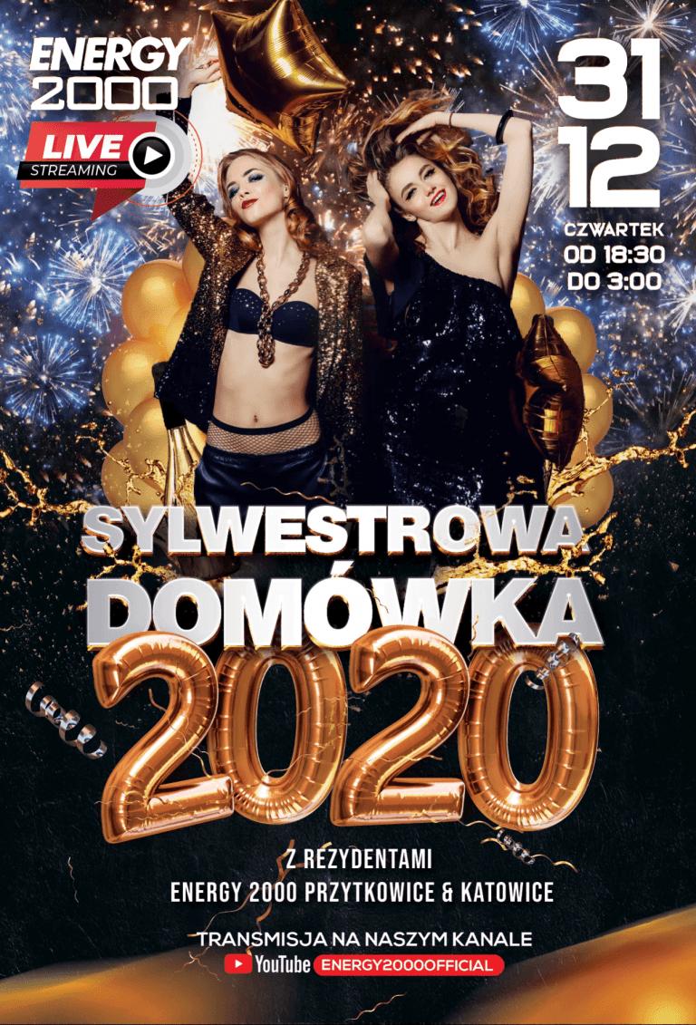 SYLWESTROWA DOMÓWKA Z ENERGY 2000 ★ CZWARTEK 31.12