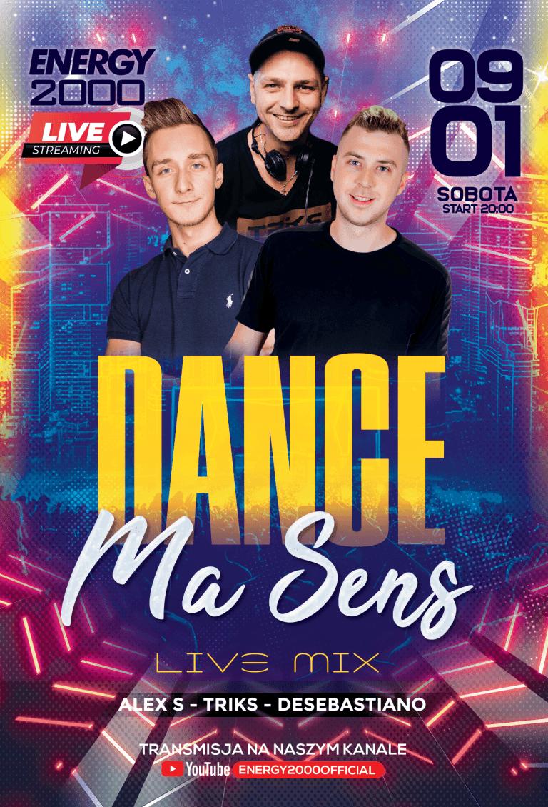 DANCE MA SENS ★ ALEX S/ TRIKS/ DESEBASTIANO