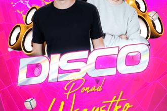 DISCO PONAD WSZYSTKO ★ DESEBASTIANO/ SKRZYPA/ TRIKS