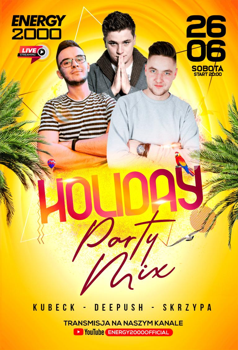 HOLIDAY PARTY MIX ★ KUBECK/ DEEPUSH/ SKRZYPA