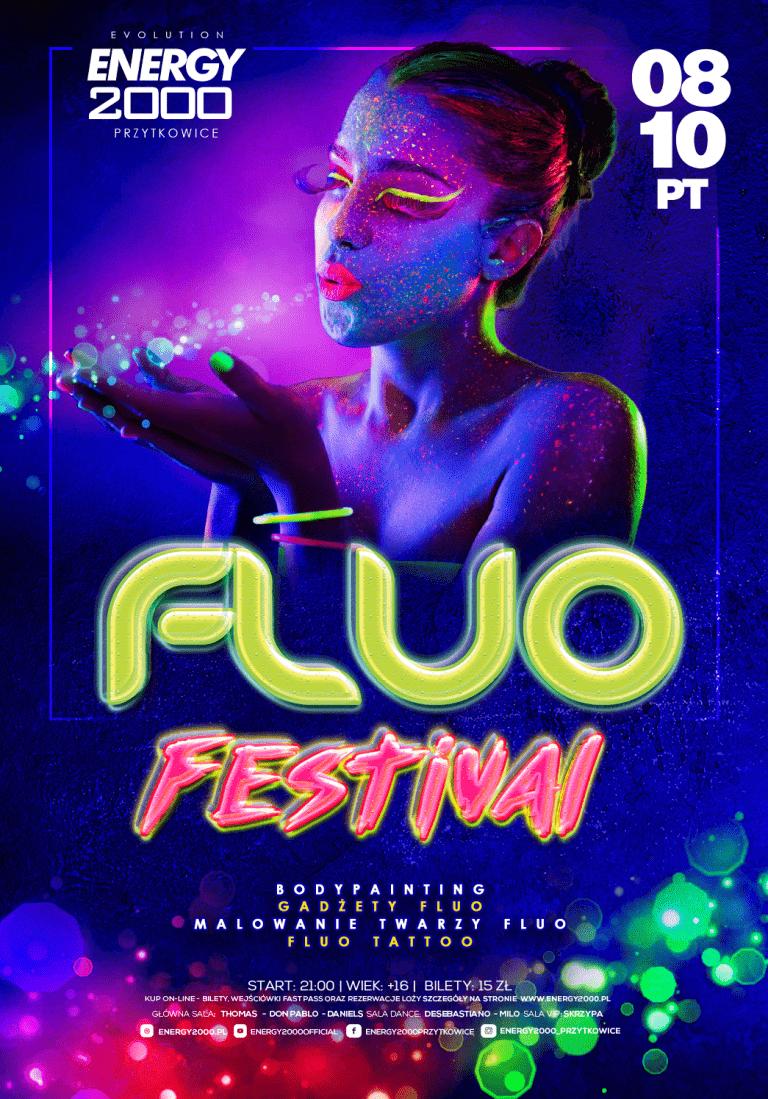 FLUO FESTIVAL ☆ świecące gadżety!