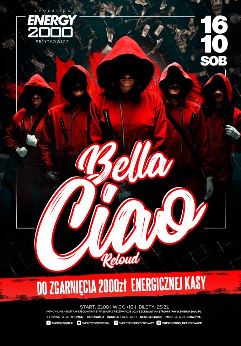 BELLA CIAO ☆ Kasa do zgarnięcia!