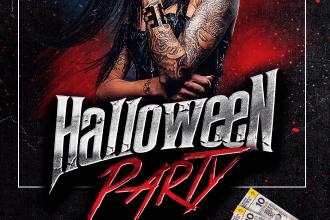 HALLOWEEN PARTY ☆ Noc grozy!