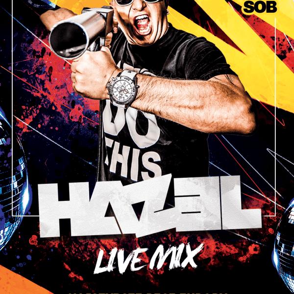 HAZEL ☆ Live On Stage!